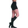 Juzo Soft Knee-High, 20-30 mmHg, Full Foot, Short, Size 2, Black, 1/EA IND JU2001ADFFSH210-EA