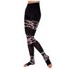 Juzo Soft Pantyhose, 20-30, Short, Open Toe, Black, Size 3, 1/EA IND JU2001ATSH103-EA