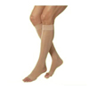 Juzo Dynamic Knee High 40-50mmHg with Silicone Border, Open Toe, Short, Size 3, Beige, 1/EA IND JU3513ADSBSH314-EA
