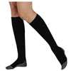 Juzo Silver Sole Knee-High Socks, 12-16, Black, X-Large, 1/EA IND JU5760AD10XL-EA
