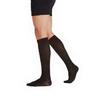 Juzo Knee High Cotton Sock, 15-20, Full Foot, Size 5, Black, 1/EA IND JU5800AD510-EA