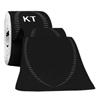 KT Health Pro Therapeutic Synthetic Tape, Jet Black, 1/BX IND KJ9003195-BX