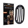 KT Health Tape Recovery+ Patch, Black, 4/BX IND KJ9020192-BX