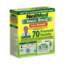 Kinray NeilMed Sinus Rinse Hypertonic Packets for Soothing Saline Nasal Rinse (70 Count), 70/BX IND KY879734-BX