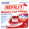 Kinray Refilit Cherry Flavored Filling Material, .07 oz., 1/EA IND KY972471-EA
