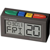 Room Accessories: Medcenter Systems - Your Minder Personal Recording Alarm Clock, 1/EA