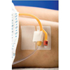 Mc Johnson Co CATH-SECURE Multi-Purpose Tube Holder 2-3/4 Tab & 3 x 1-1/4 Base, 1/EA IND MJ54453-EA