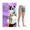 Medi Mediven Plus Thigh High with Waist Attachment, 20-30, Right Leg, Open, Beige, Size 7, 1/EA IND NE11707-EA