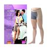 Medi Mediven Plus Thigh High with Waist Attachment, 20-30, Left Leg, Open, Beige, Size 7, 1/EA IND NE11907-EA