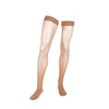 Medi Assure Thigh-High with Silicone Top Band, 20-30, Closed, Beige, Size 3, 1/EA IND NE14503-EA