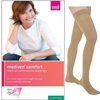 Medi Comfort Thigh-High with Silicone Top Band, 20-30, Closed, Natural, Size 6, 2/PK IND NE18706-PK