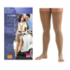 Medi Mediven Plus Thigh-High with Silicone Band, 40-50, Petite, Open, Beige, Size 2, 1/EA IND NE39902-EA