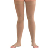 Medi Mediven Comfort Thigh-High with Silicone Top Band, 20-30, Open, Natural, Size 6, 1/EA IND NE47806-EA