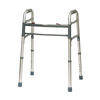 PMI Deluxe 2 Button Youth Folding Walker, 1/EA IND PMI1050GWY-EA
