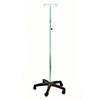 "iv stand: PMI - 5 Leg Four Prong Knob Lock I.V. Pole, 47"" to 85"" Height Adjustments, 2/CS"
