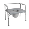 "bedpans & commodes: PMI - Bariatric Commode 24"" Extra Wide Seat, 1/EA"