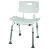 PMI ProBasics Bariatric Shower Chair with Back, 1/EA IND PMIBSBCWB-EA