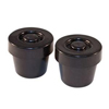 PMI Rubber Foot for E-CART, Pair, 1/PK IND PMIEFOOTPK-PK