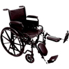 PMI ProBasics K1 Standard Wheelchair, 18 x 16, 1/EA IND PMIWC11816DE-EA
