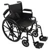 PMI ProBasics K1 Standard Wheelchair, 18 x 16, 1/EA IND PMIWC11816DS-EA