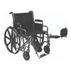 """Rehabilitation: PMI - ProBasics K7 Extra Heavy Duty Wheelchair, 28"""" x 20"""", 600lb Weight Capacity, 1/EA"""