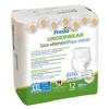 Drylock Presto Plus Protective Underwear XX-Large 68 - 80 Maximum Absorbency, 12/PK IND PRTAUB23060-PK