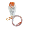 Moog Infinity Orange Delivery Set 100mL with Enfit Connector, 1/EA IND QZINF0100A-EA