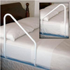 """Ring Panel Link Filters Economy: Mobility Transfer Systems - SlantRail, Reversible Bed Rail, 21"""" H x 18-1/2"""" W Handle, Steel, 1/EA"""