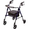 Apex-Carex Step N Rest Roller Walker, 250Lb Capacity, 1/EA INDRMA22300-CS