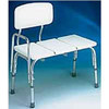 Rehabilitation: Apex-Carex - Bathtub Transfer Bench, 1/EA