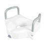 Rehabilitation: Apex-Carex - Classics Raised Toilet Seat With Armrests, 1/EA