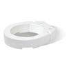 Apex-Carex Elongated Hinged Toilet Seat Riser 3-1/2, 1/EA IND RMB32100-EA