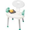 Apex-Carex E-Z Bath & Shower Seat with Handles, 1/EA IND RMB66000-EA