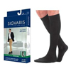 Sigvaris Business Casual Sock for Men, Calf, 15-20, Closed Toe, Size C, Black, 1/EA IND SG189CC99-EA