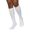 Sigvaris Cotton Comfort Calf, 20-30, Large, Long, Closed, White, 1/EA IND SG232CLLM00-EA