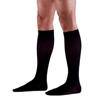 Sigvaris Cotton Mens 20-30mmHg Closed Toe Calf Large Long Black, 1/EA IND SG232CLLM99-EA