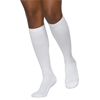 Sigvaris Cotton Comfort Mens Knee-High Compression Stockings Medium Long, White, 1/EA IND SG232CMLM00-EA