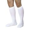Sigvaris Cotton Comfort Calf, 20-30, X-Large, Long, Closed, White, 1/EA IND SG232CXLM00-EA