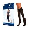 Sigvaris Cotton Comfort Calf, 20-30, X-Large, Long, Closed, Black, 1/EA IND SG232CXLM99-EA