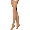 Sigvaris Cotton Comfort Womens Thigh-High Compression Stockings Grip-Top Large Long, Crispa, 1/EA IND SG232NLLW66-EA