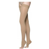 Sigvaris Cotton Thigh-High with Grip-Top, 20-30, Medium, Short, Open, Crispa, 1/EA IND SG232NMSO66-EA