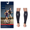 Sigvaris Performance Calf Sleeve, 20-30, Large, Black, 1/EA IND SG412VL99-EA