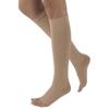 Sigvaris Natural Rubber, Calf, 30-40, Med, Avg, Long, O/Toe, Beige, 1/EA IND SG503CM2O77-EA