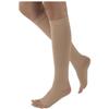 Sigvaris Natural Rubber Calf, 40-50, Size M1, Open, Natural, 1/EA IND SG504CM1O77-EA