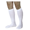 Sigvaris Diabetic Compression Socks, Calf, 18-25 mmHg, Large, Long, Closed, White, 1/EA IND SG602CLLM00-EA