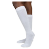 Sigvaris Diabetic Compression Socks, Calf, 18-25, Medium, Short, Closed, White, 1/EA IND SG602CMSW00-EA