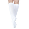 Sigvaris Diabetic Compression Socks, Calf, 18-25 mmHg, X-Large, Long, Closed, White, 1/EA IND SG602CXLM00-EA