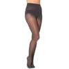 Sigvaris Allure Pantyhose, 20-30 mmHg, Medium Long, Closed Toe, Graphite, 1/EA IND SG712PMLW91-EA