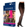 Sigvaris EverSheer Pantyhose, 30-40, Small, Long, Closed, Black, 1/EA IND SG783PSLW99-EA