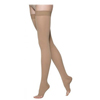 Sigvaris Select Comfort Thigh-High with Grip-Top, 20-30, Large, Long, Open, Crispa, 1/EA IND SG862NLLO66-EA
